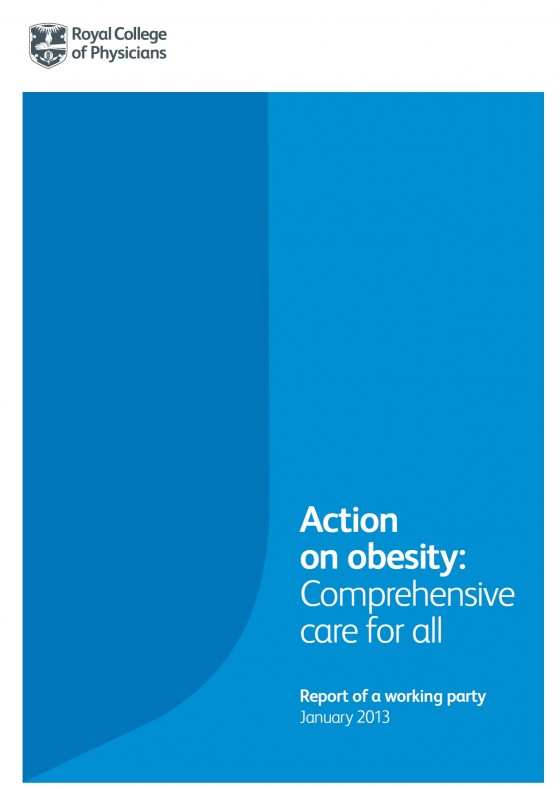 RCP Report Obesity
