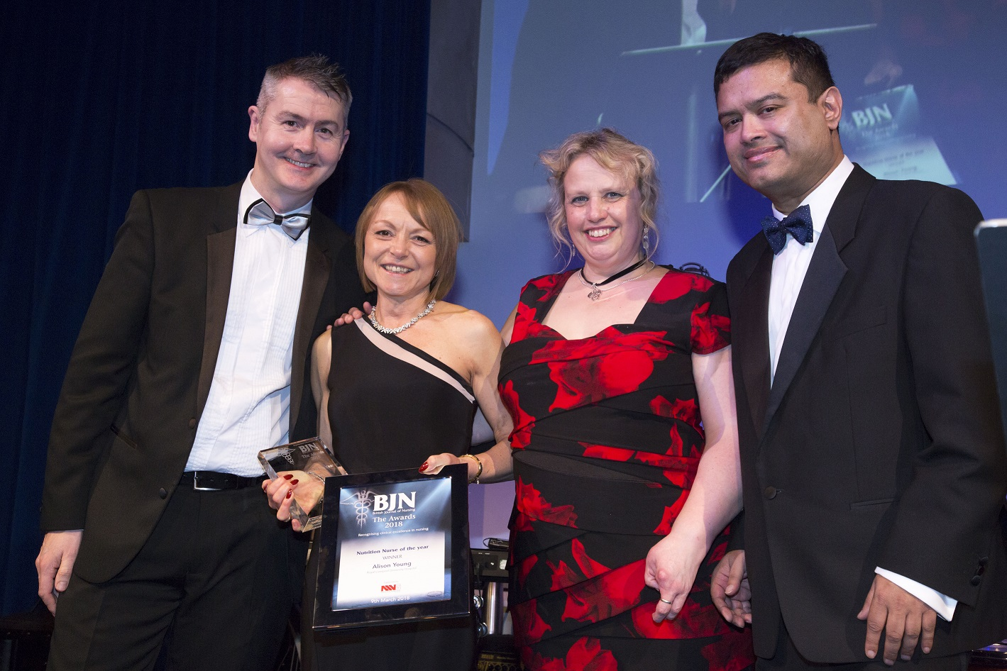 Alison Young - Nutrition Nurse of the Year